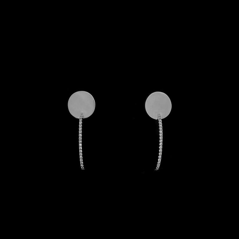 CIRCLE系列第五款耳墜