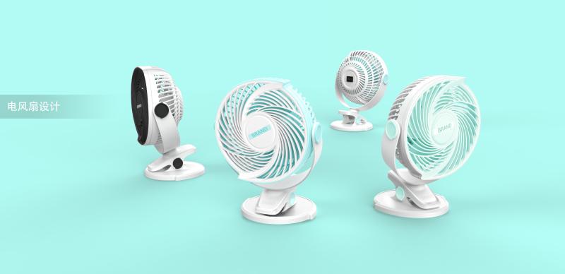 电风扇设计