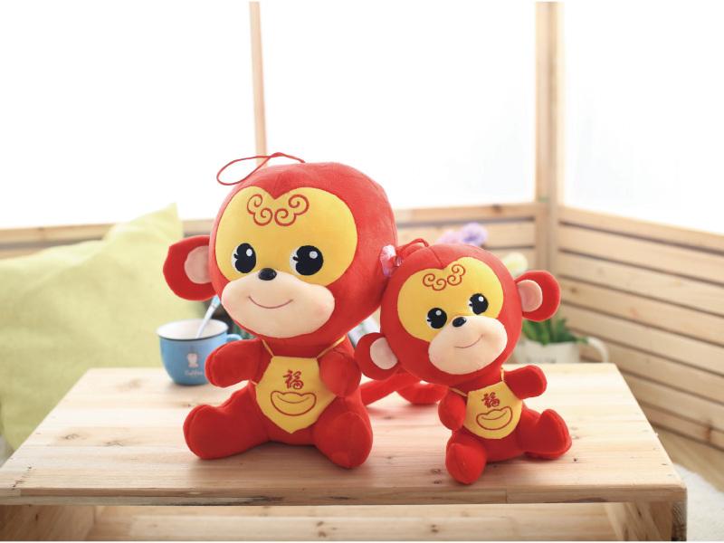 年货生肖猴平安猴