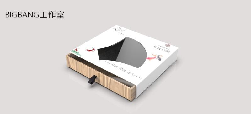 口罩包装盒设计