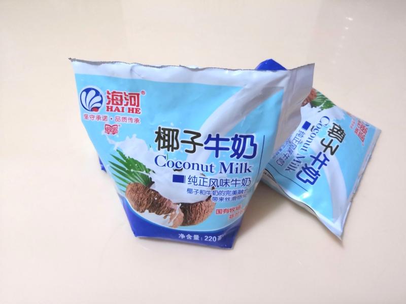 椰子牛奶包装袋