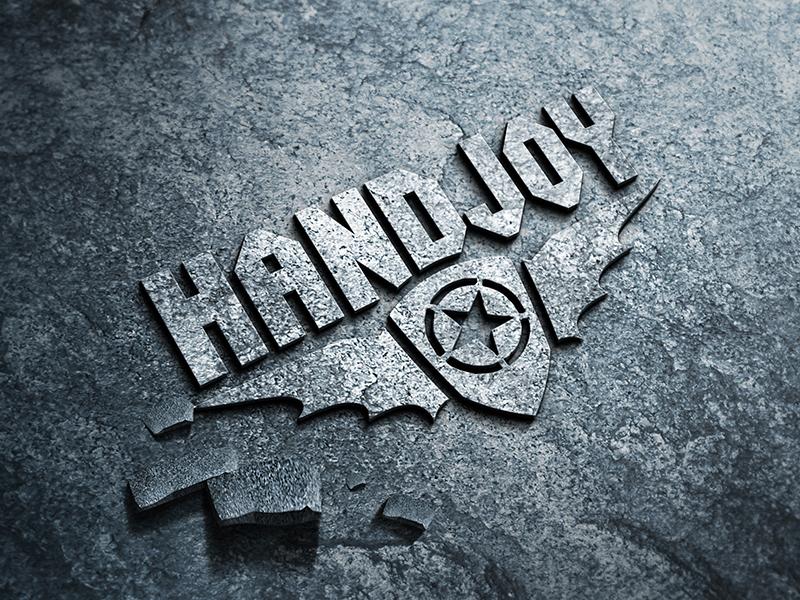 HANDJOY logo標志