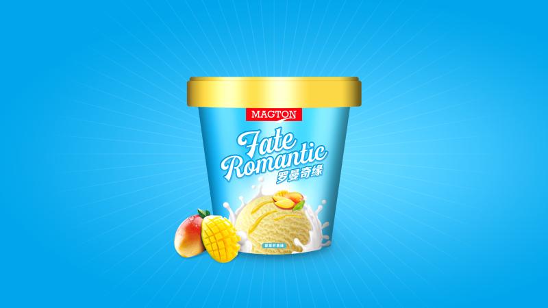 冰淇淋包装