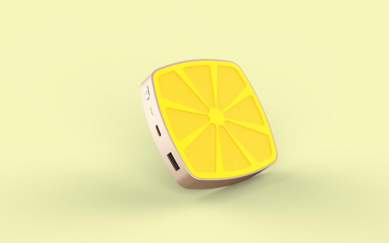 柠檬系列产品设计