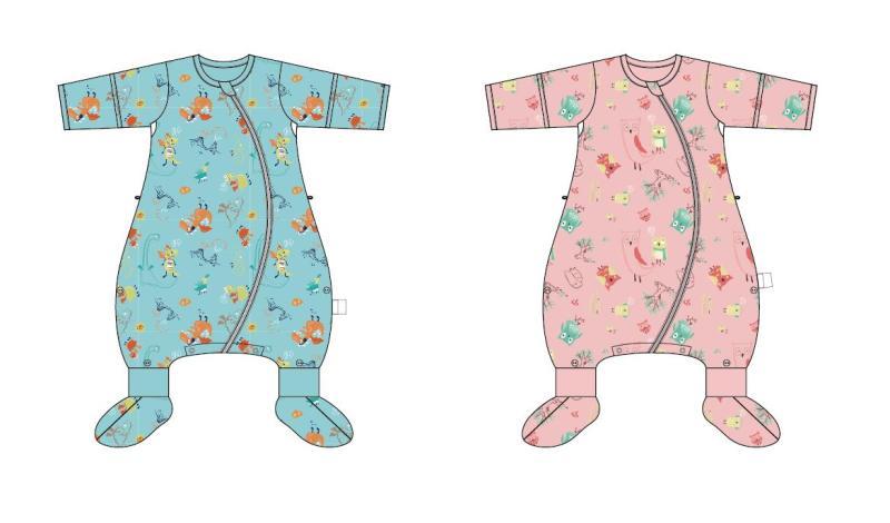 宝宝睡袋婴儿防踢被