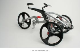 三轮车设计