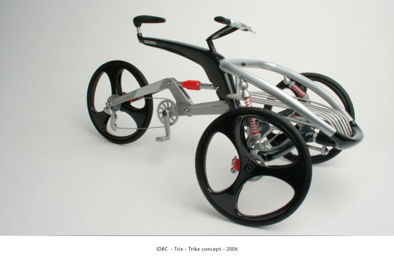 三輪車設計