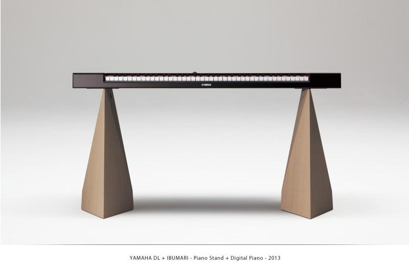电子琴和琴架设计