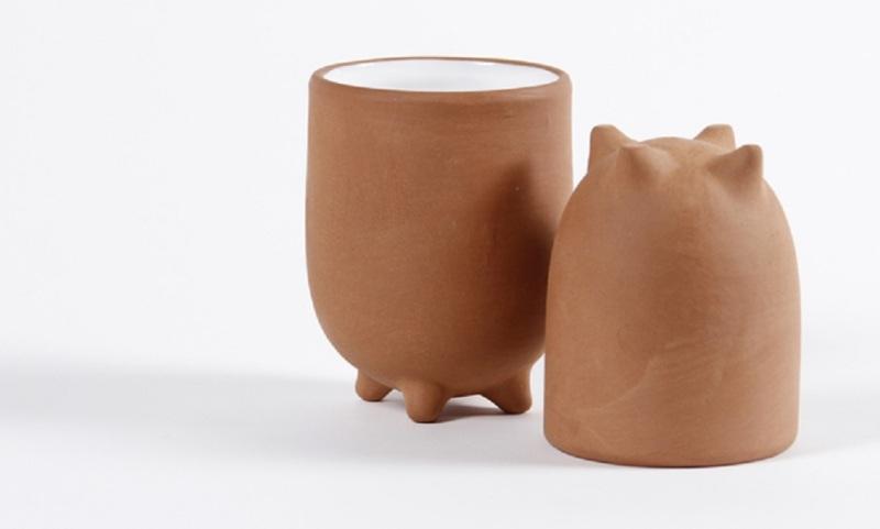 陶瓷早餐杯
