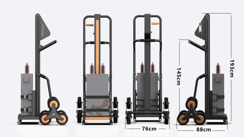 电容器搬运车