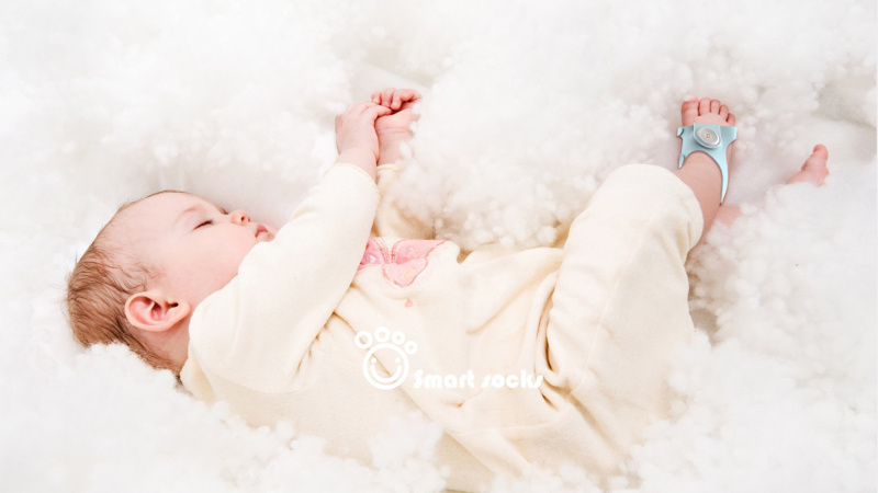 婴儿实时体温监测器