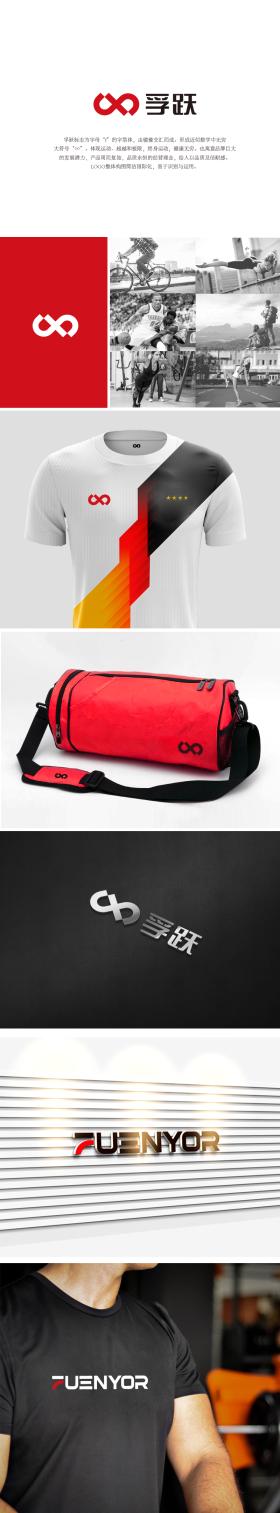 运动品牌起名及LOGO设计