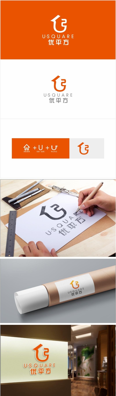 优立方标志设计