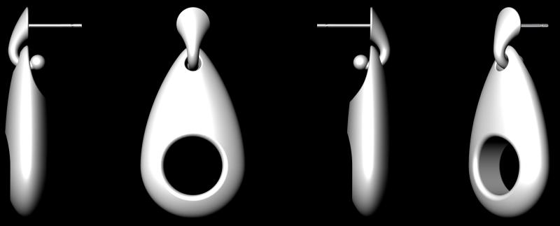 耳环-米珠之光