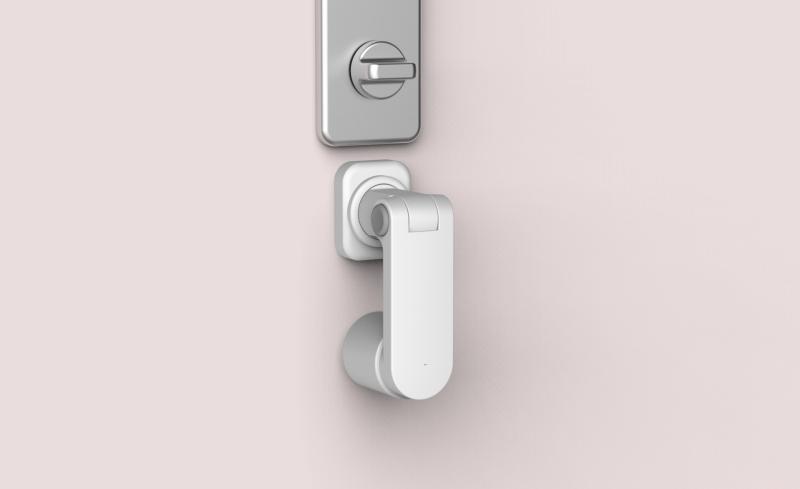安全防开锁开关