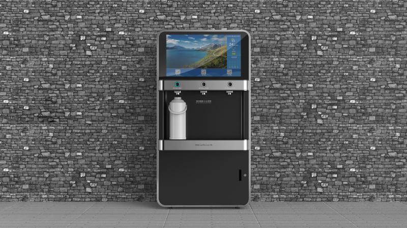 校园贩卖饮水机