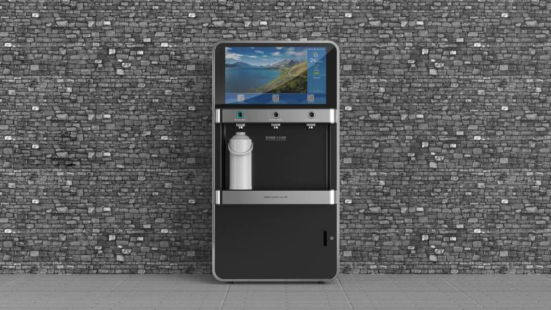 校園販賣飲水機
