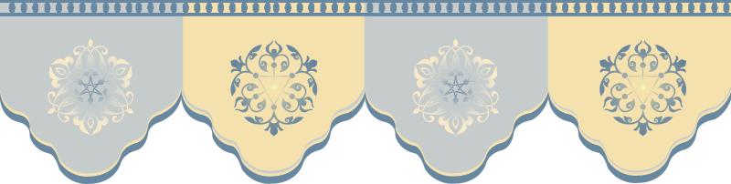 窗帘帘头设计