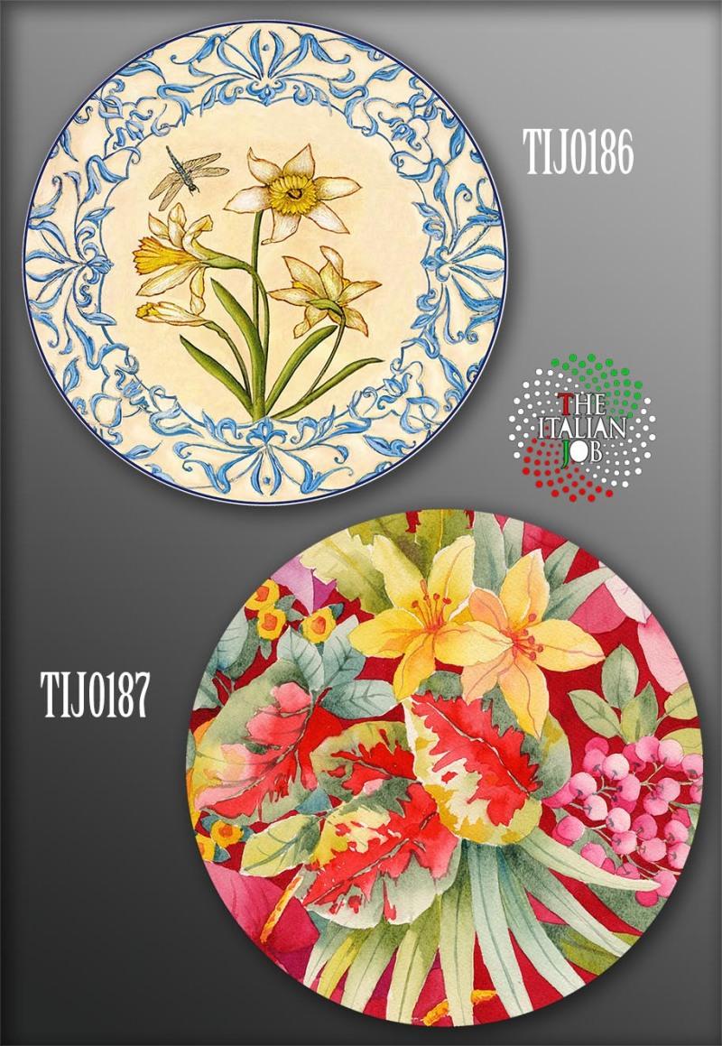 陶瓷餐具图案