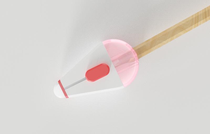 卷筆刀橡皮擦組合