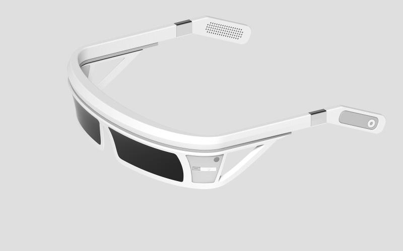 智能眼鏡設計