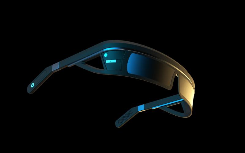 智能眼镜设计