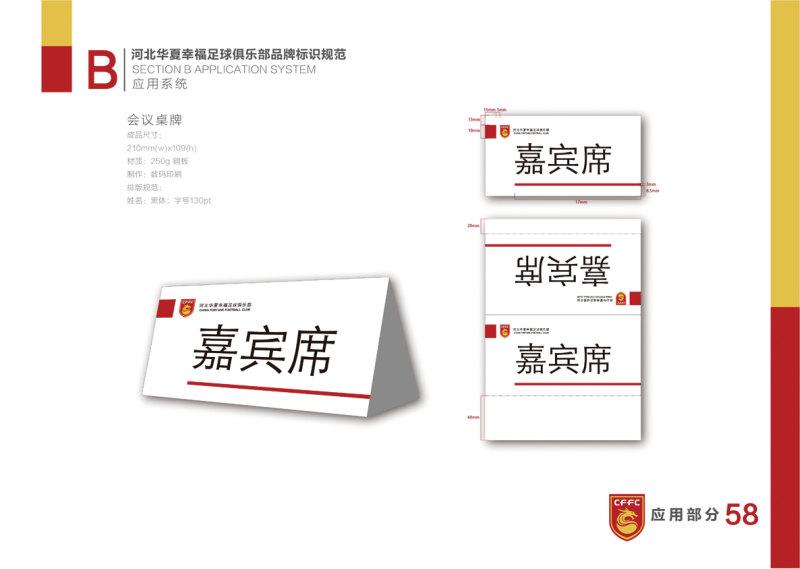 河北華夏幸福足球俱樂部VI設計