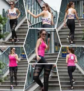 女装健身瑜伽运动套