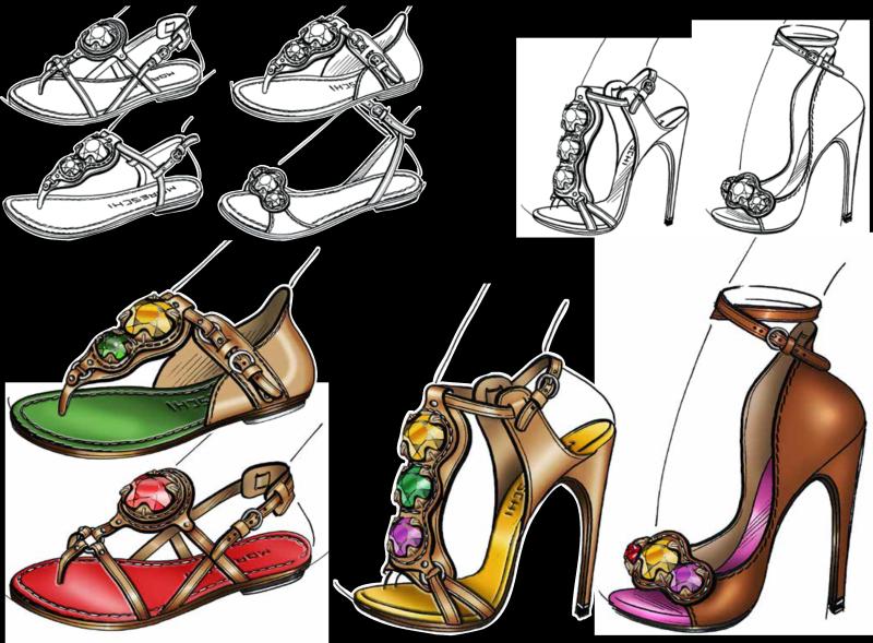 MORESCHI女鞋系列