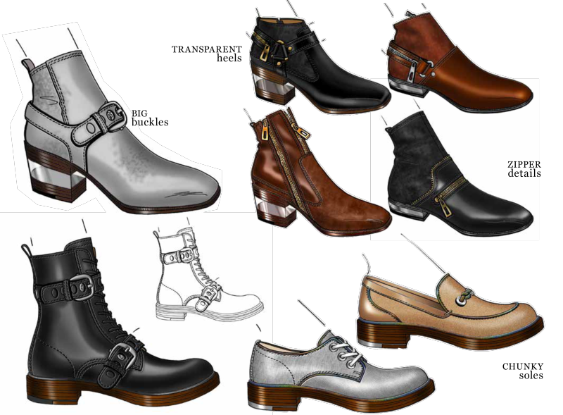 AGL女鞋系列