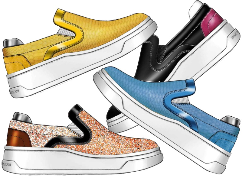 FABIANI女鞋设计