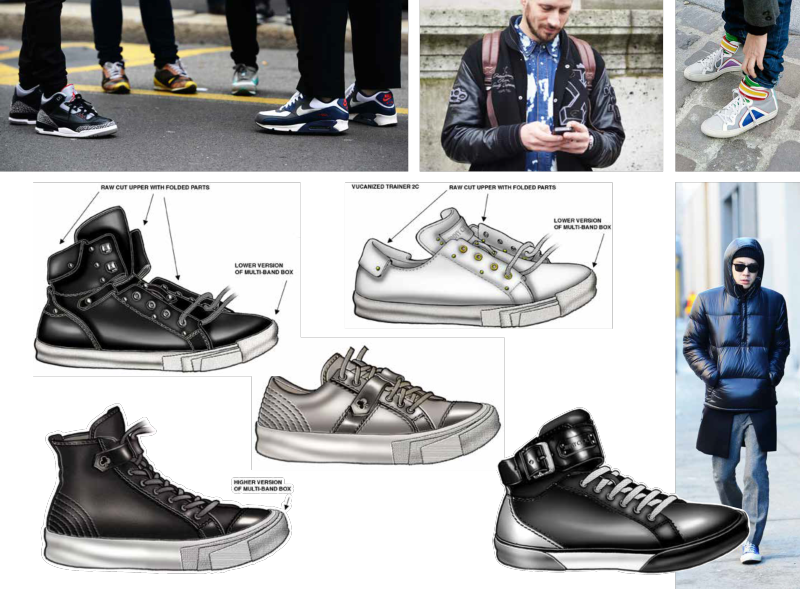 JIMMY CHOO男鞋系列