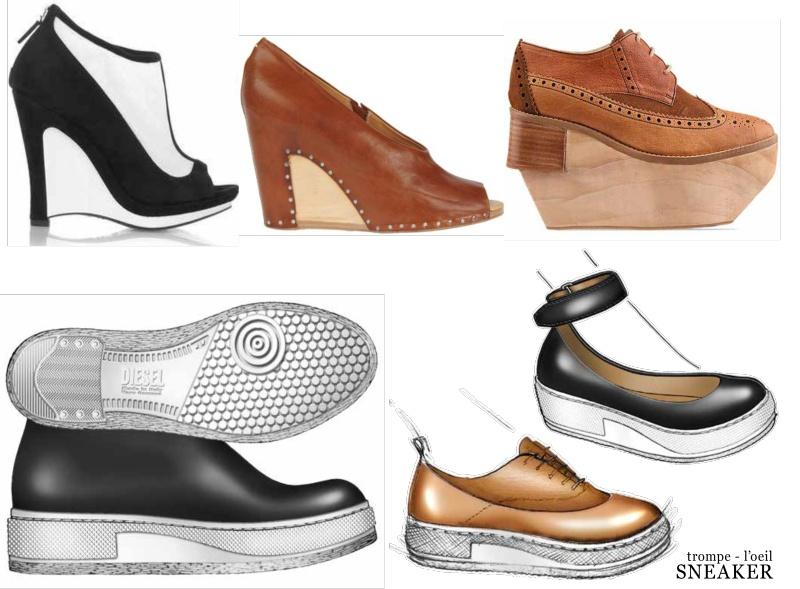 DIESEL女鞋系列