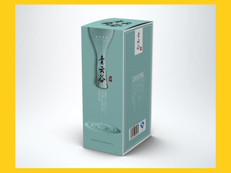 酒盒 包装设计