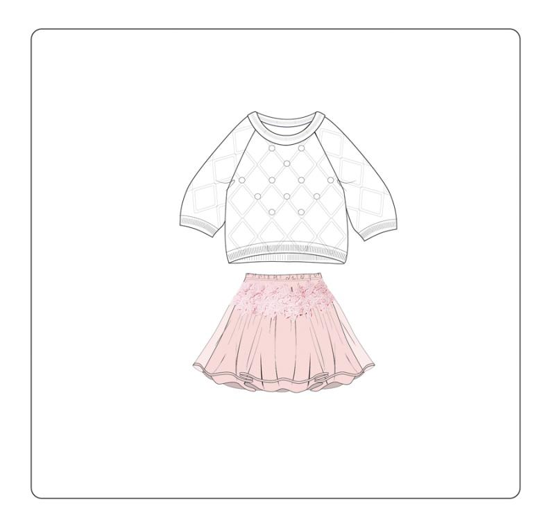 时尚童装设计