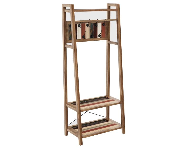 彩条木实木家具设计