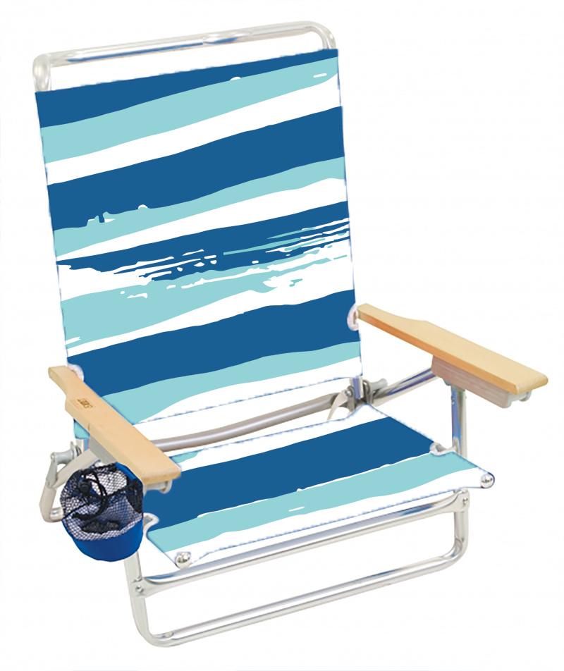 沙滩椅图案设计