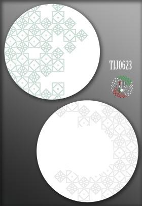 陶瓷花纸图案