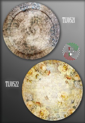 陶瓷花纸图案设计
