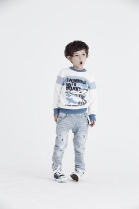 男童休閑時尚