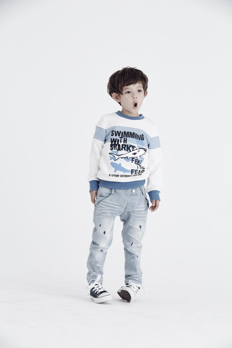 男童休闲时尚