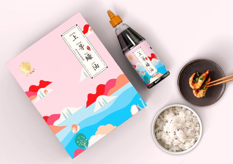 海鲜酱料包装