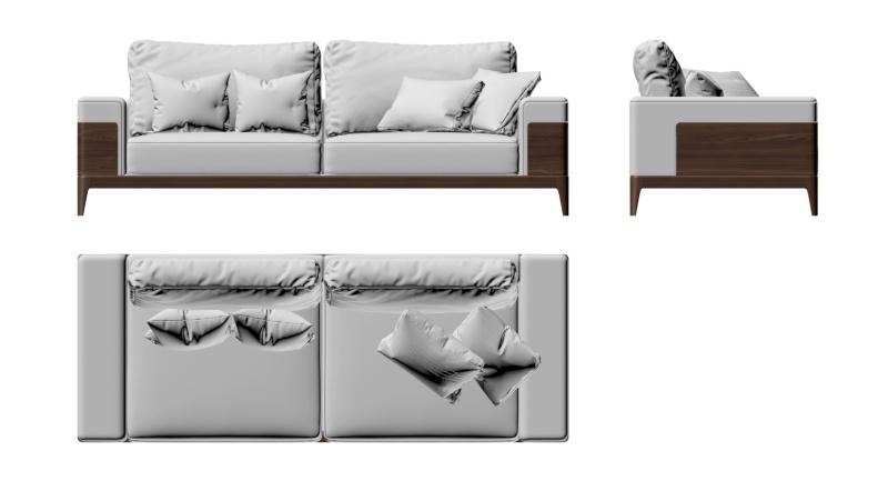简约系列沙发