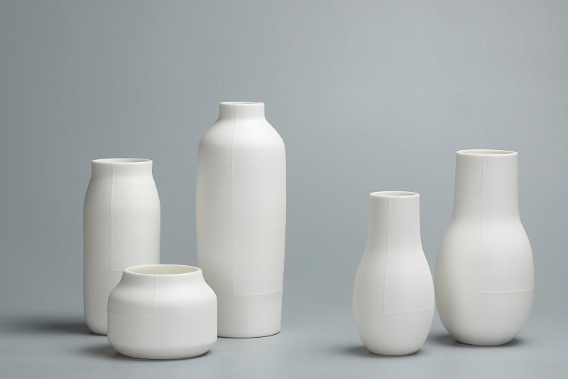 【缝】家居花瓶设计