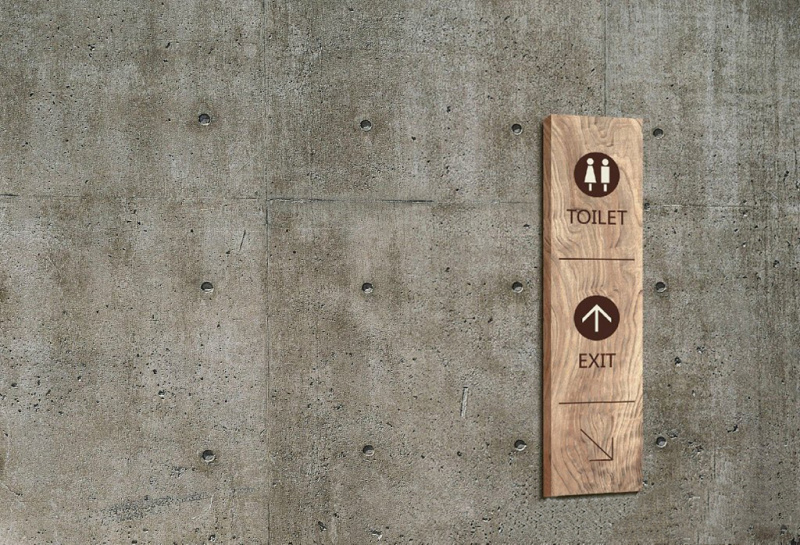 ONE TREE意大利创意餐厅LOGO设计及应用