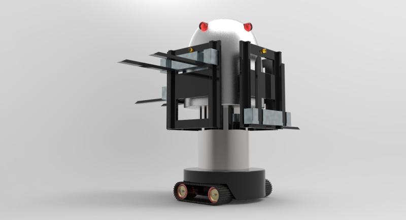 智能无人驾驶叉车