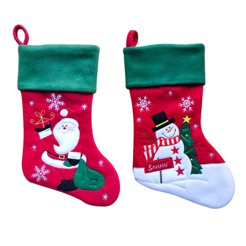 圣诞袜设计
