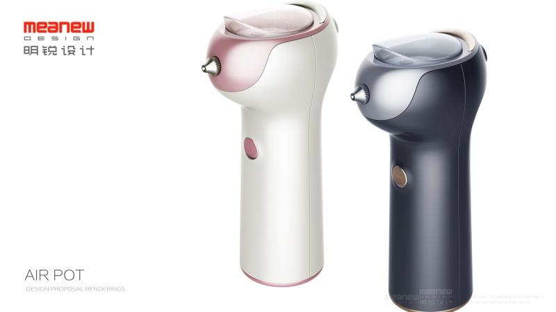 美容个人护理产品设计合集