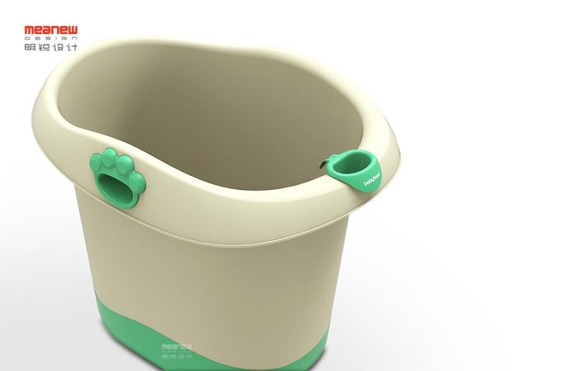 婴幼儿浴盆设计