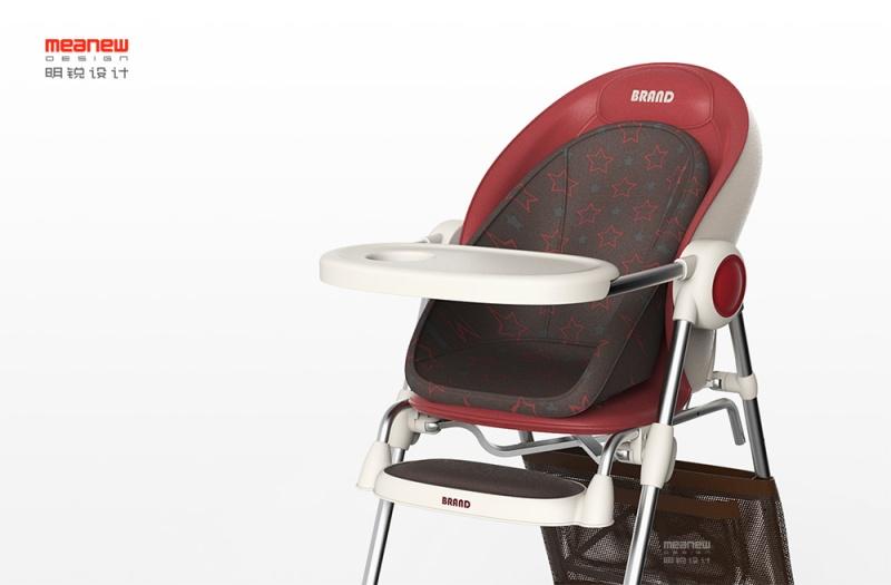 婴儿餐椅产品设计